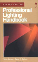 Professional Lighting Handbook