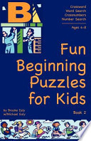 Fun Beginning Puzzles for Kids
