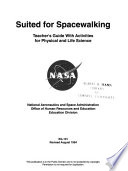 Suited for Spacewalking