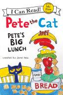 Pete the Cat: Pete's Big Lunch Pdf/ePub eBook