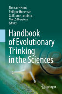 Pdf Handbook of Evolutionary Thinking in the Sciences Telecharger