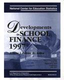 Developments in School Finance, 1997