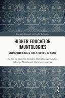 Higher Education Hauntologies