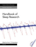 Handbook of Sleep Research