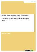 Relationship Marketing   Case Study on IKEA