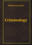 Pdf Criminology Telecharger