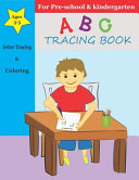ABC Tracing Book For Pre school   Kindergarten
