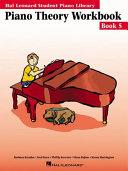 Piano Theory Workbook