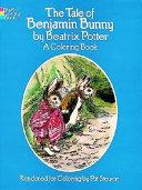 Tale of Benjamin Bunny Coloring Book