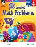 50 Leveled Math Problems Level 4