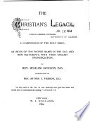 The Christian's Legacy