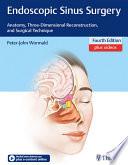Endoscopic Sinus Surgery Book PDF