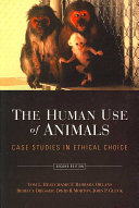 The Human Use of Animals