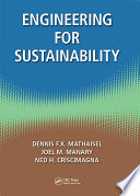Engineering For Sustainability Book PDF
