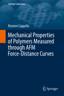 Mechanical Properties of Polymers Measured through AFM Force Distance Curves