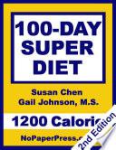 100 Day Super Diet 1200 Calorie Book PDF
