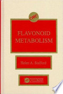 Flavonoid Metabolism