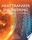 Heat Transfer Engineering Book PDF