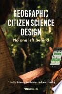 Geographic Citizen Science Design Book