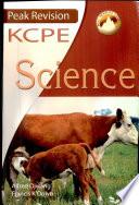 Peak Revision K C P E  Science Book