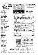 Union Postal Clerk and the Postal Transport Journal