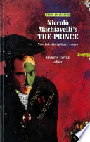 niccolo machiavelli s the prince new interdisciplinary essays   niccolo machiavelli s the prince