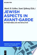 Jewish Aspects in Avant-Garde