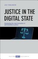 Justice in the Digital State Pdf/ePub eBook