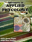Advances In Applied Phycology Book PDF