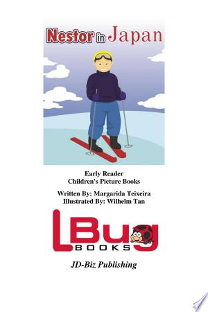 Nestor in Japan - Early Reader - Children's Picture Books Ebook - mrbookers