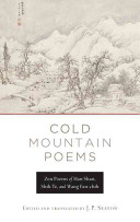 Cold Mountain Poems
