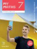 Cover of Mymaths 7 Victorian Curriculum