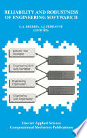 Reliability and Robustness of Engineering Software II