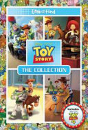 Pixar Toy Story Look and Find Collection