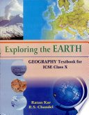 Exploring The Earth Geography Textbook For Icse Class X