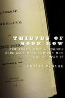 Thieves of Book Row [Pdf/ePub] eBook