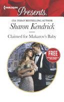 Claimed for Makarov's Baby: Christmas at the Castello (Bonus Novella)