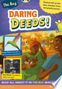 Bug Club Comprehension Y4 Daring Deeds