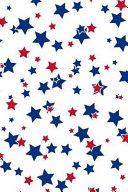Patriotic Pattern   United States Of America 68