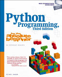 Python Programming for the Absolute Beginner 3e Pdf/ePub eBook
