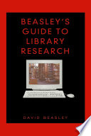 Beasley S Guide To Library Research