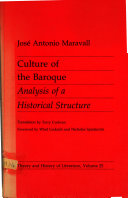 Culture of the Baroque