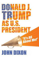 Donald J Trump As U S President