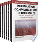 Information Communication Technologies Concepts Methodologies Tools And Applications