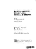 Basic Laboratory Principles in General Chemistry