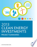 2013 Clean Energy Investments Book