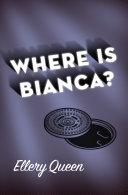 Where Is Bianca? Pdf/ePub eBook