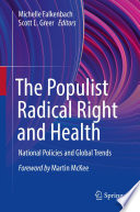 The Populist Radical Right and Health Book