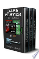 BASS PLAYER 3 in 1 Bundle