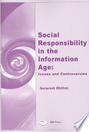 Social Responsibility in the Information Age Book PDF